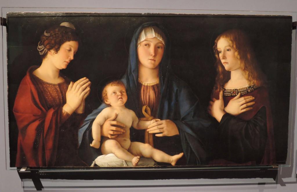 Bellini, Holy Conversation