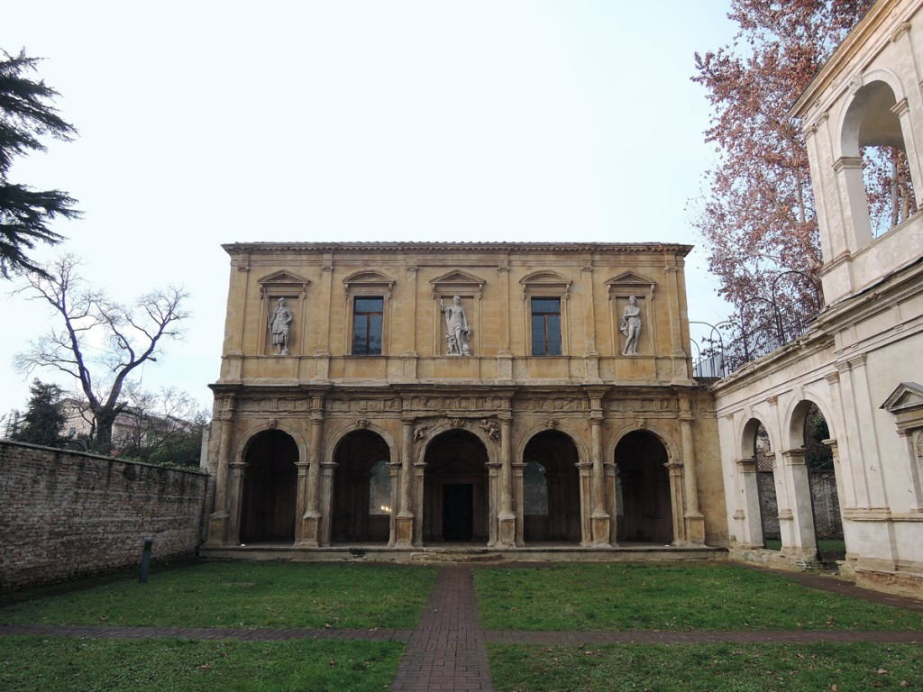 Loggia and Odeo Cornaro