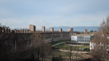 The Walls of Cittadella