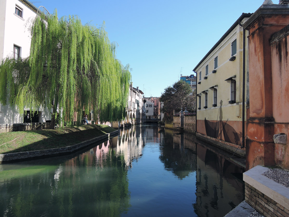 Treviso: a romantic town crossed by canals - My Corner of Italy