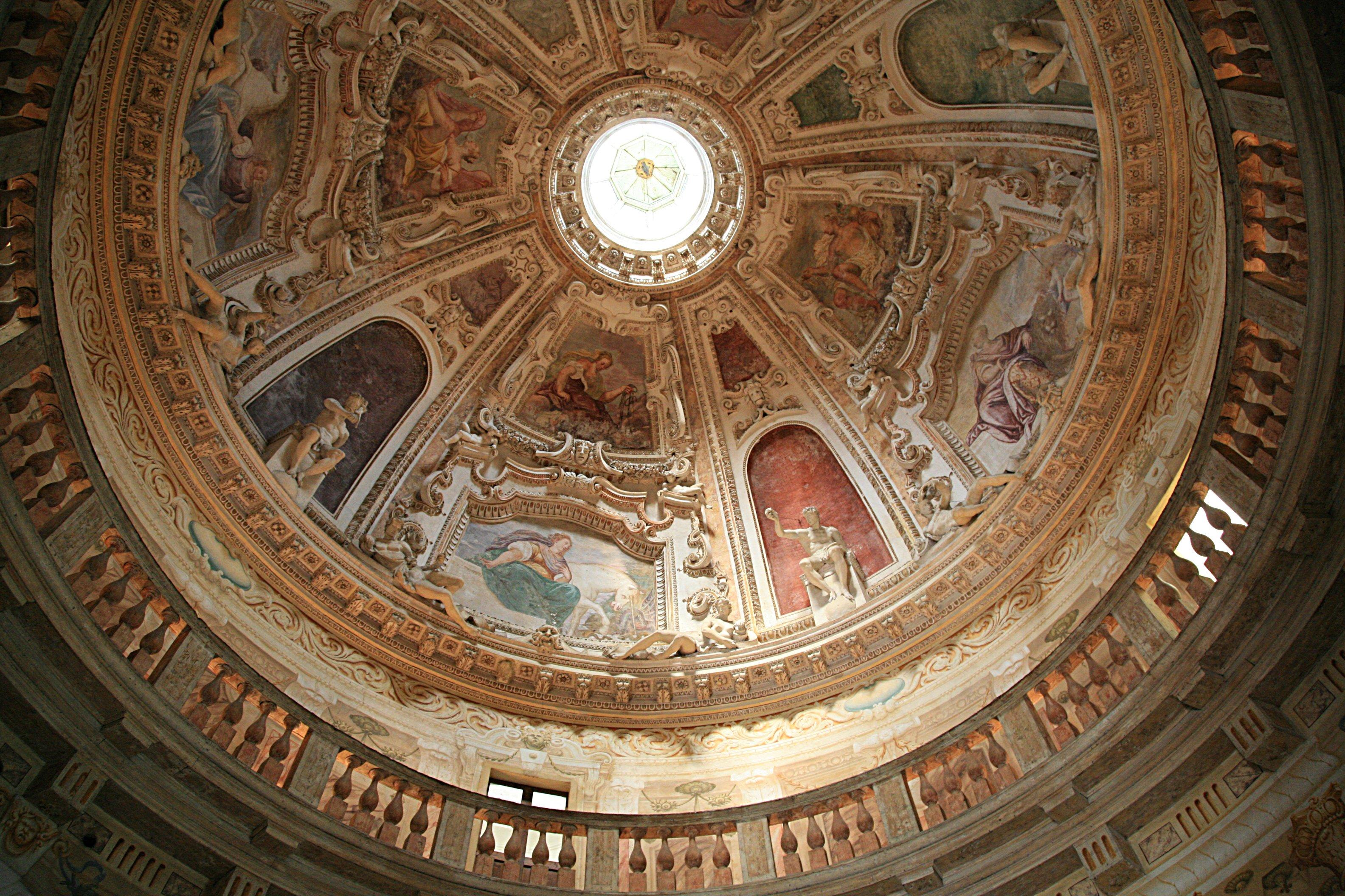 Villa Rotonda by Palladio near Vicenza - My Corner Of Italy