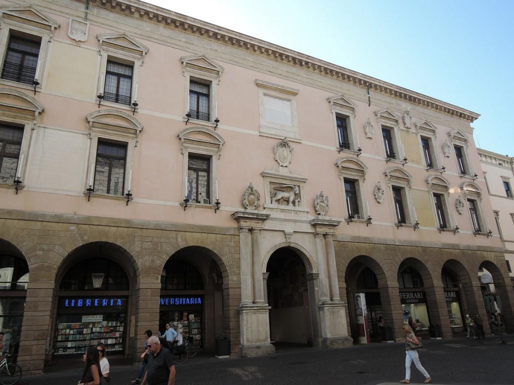 University Palace, Padua