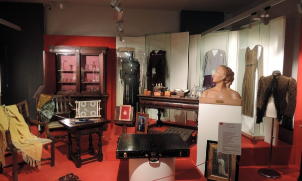 Eleonora Duse room, Civic Museum of Asolo
