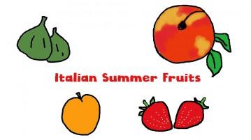 Italian Summer Fruits
