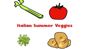 Italian Summer Vegetables
