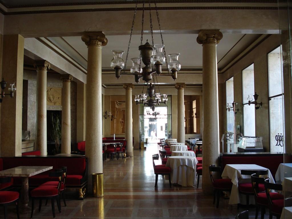 Caffé Pedrocchi, Padova, pic from Wikipedia