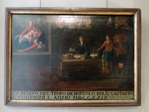Spitieri and Aromatari: pharmacists and herbalists