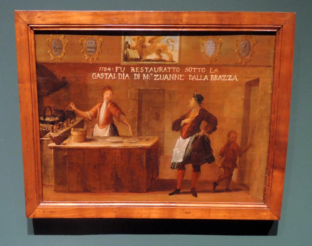Fritoleri-frittermakers, Venetian Guilds
