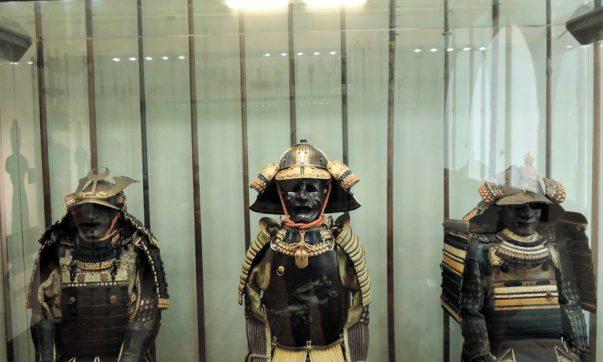 Armours, Venice Oriental Art Museum
