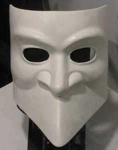 Bauta mask -commons.wikimedia.org