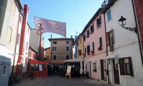 Venetian flag, April 25