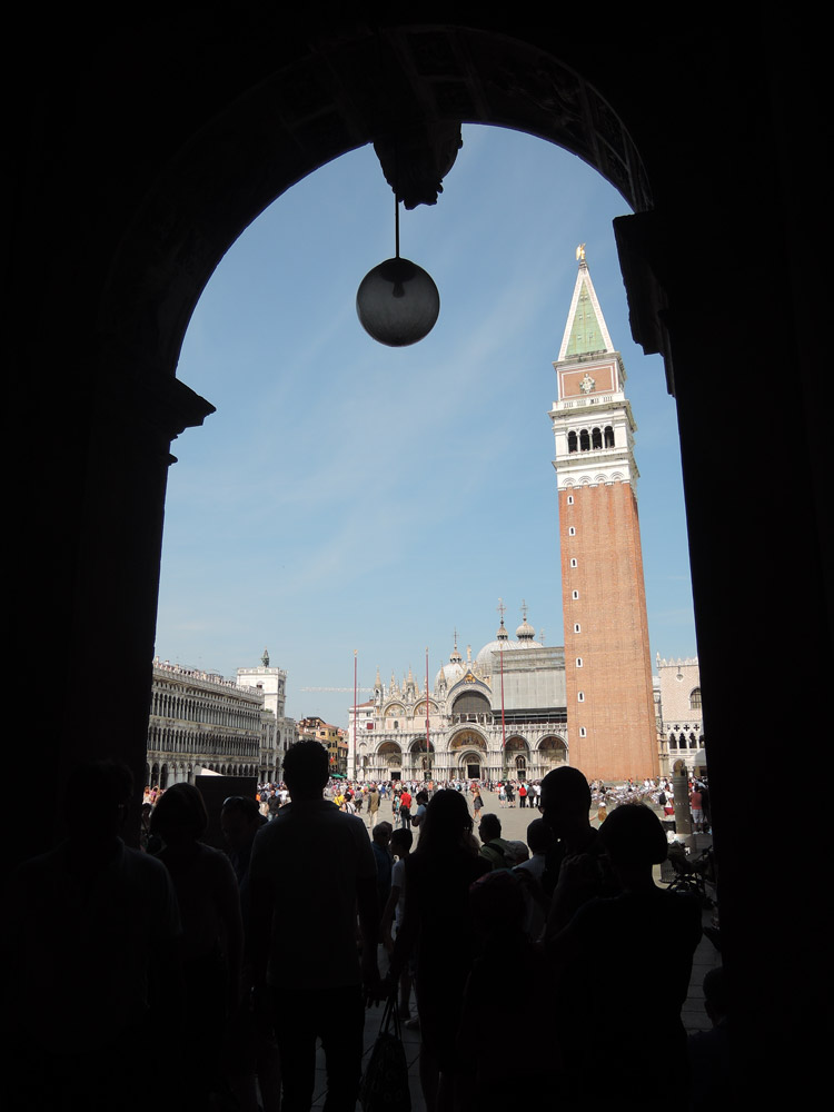 Piazza San Marco, Venice Glossary