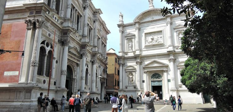 Scuola e Chiesa di San Rocco