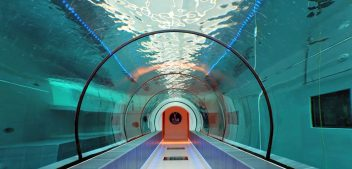 Y 40 deep joy pool: the deepest pool in the world is in Veneto