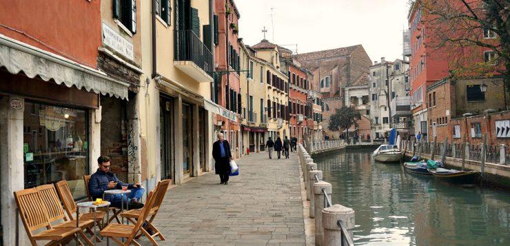 Hostaria Vecio Biavariol: quality cicchetti at ease