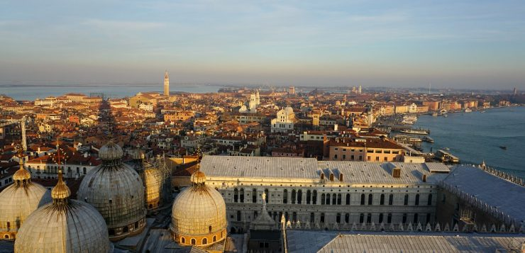 12 facts about San Marco campanile