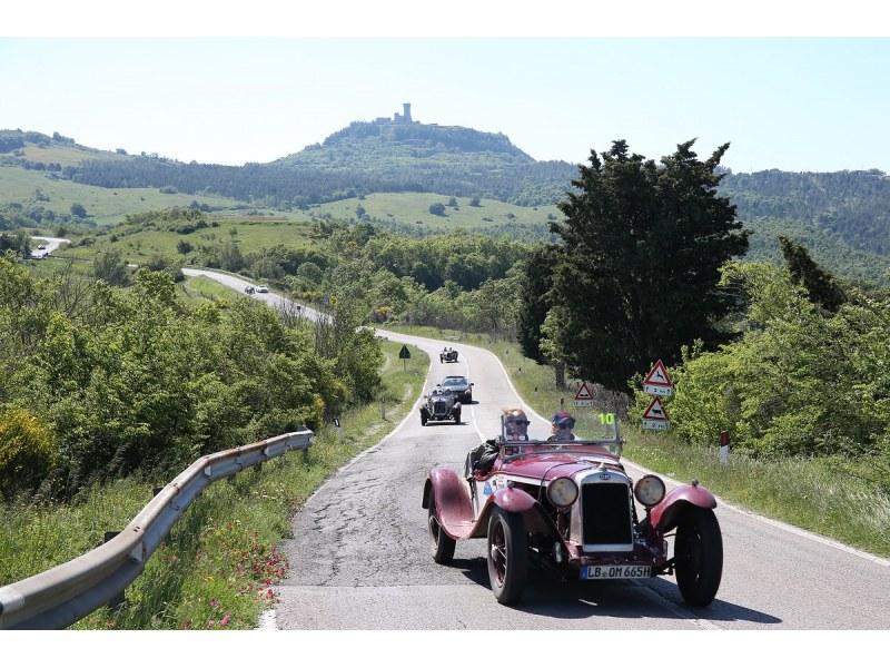 Mille Miglia, foto ©www.1000miglia.eu
