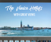 Top Venice hotels with great views ©Londra Palace