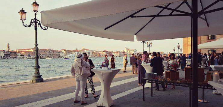 "Hilton Molino Stucky ""10 years in Venice"" anniversary celebration"