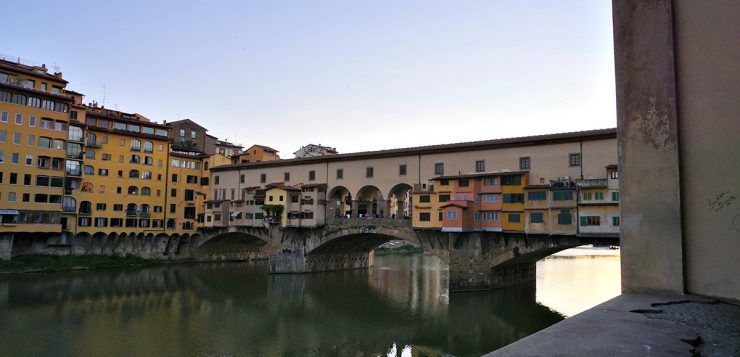 Florence in 1 day: Palazzo Vecchio, Rose Garden and panini