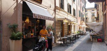 La Bottega della Gina: tortellini to go in Verona