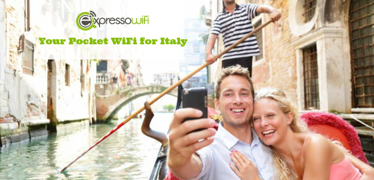©ExpressoWiFi, your pocket wifi for Italy