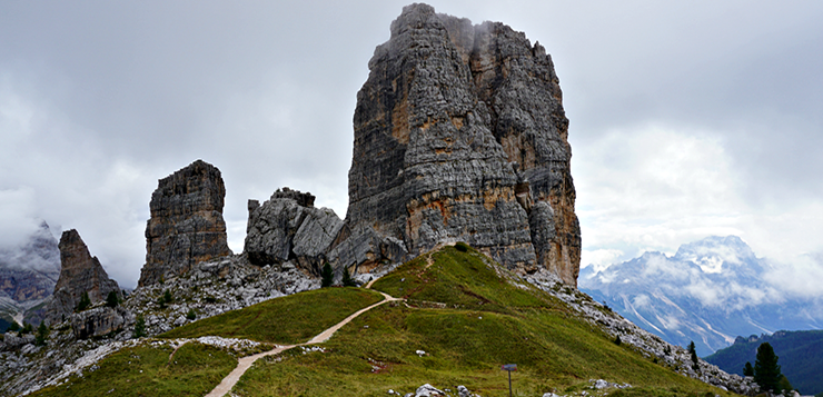 What to do in Cortina d'Ampezzo in all weathers (in one weekend)