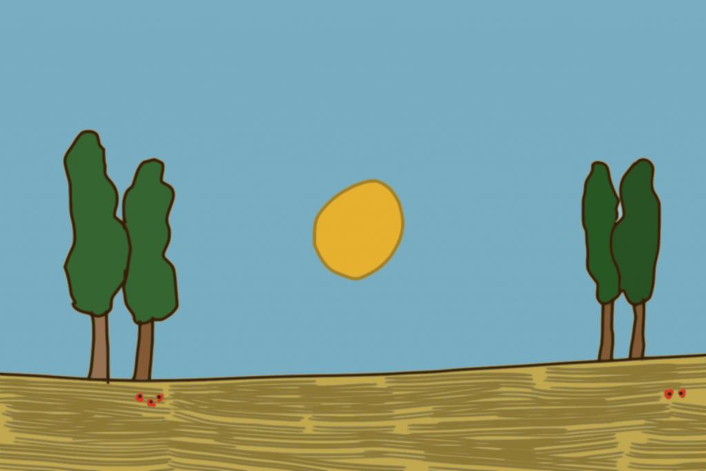 Summer Seasons in Italian