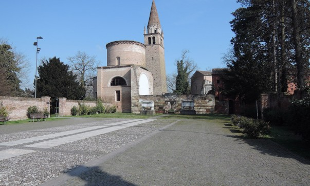 Abbey of Vangadizza