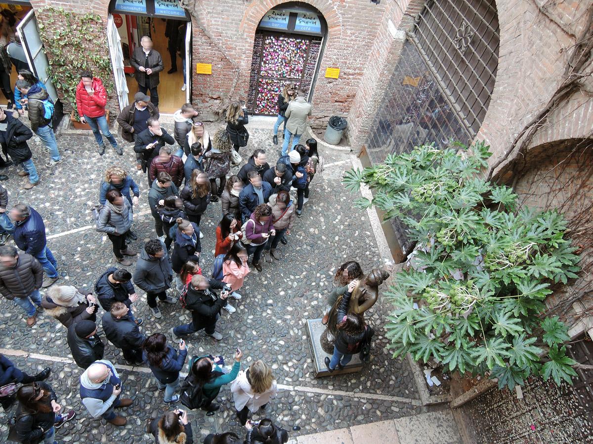 Juliet S House In Fair Verona My Corner Of Italy Blog