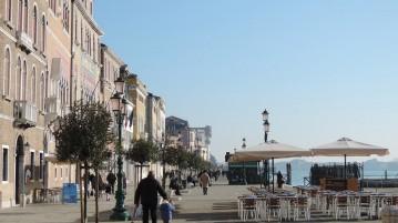 Fondamenta delle Zattere Promenade