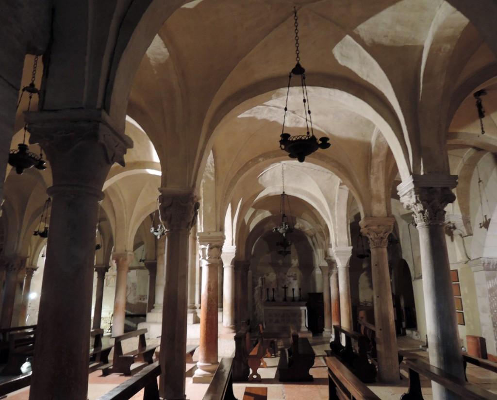 Saint Zeno of Verona Crypt