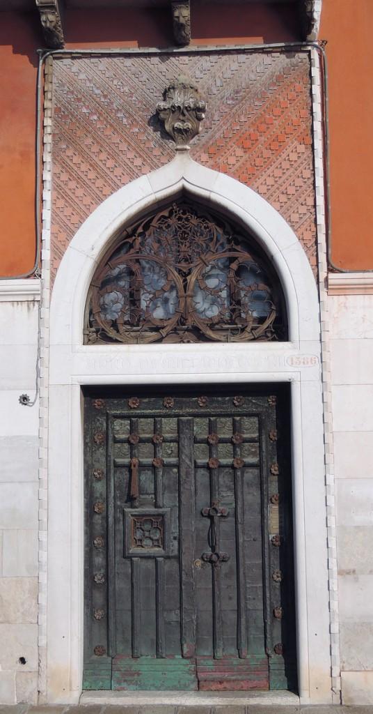Door along the way