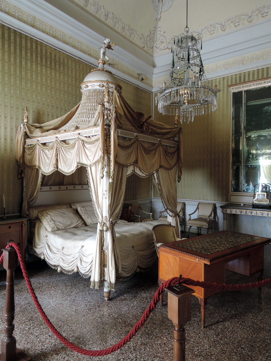 Villa Pisani Napoleon Room
