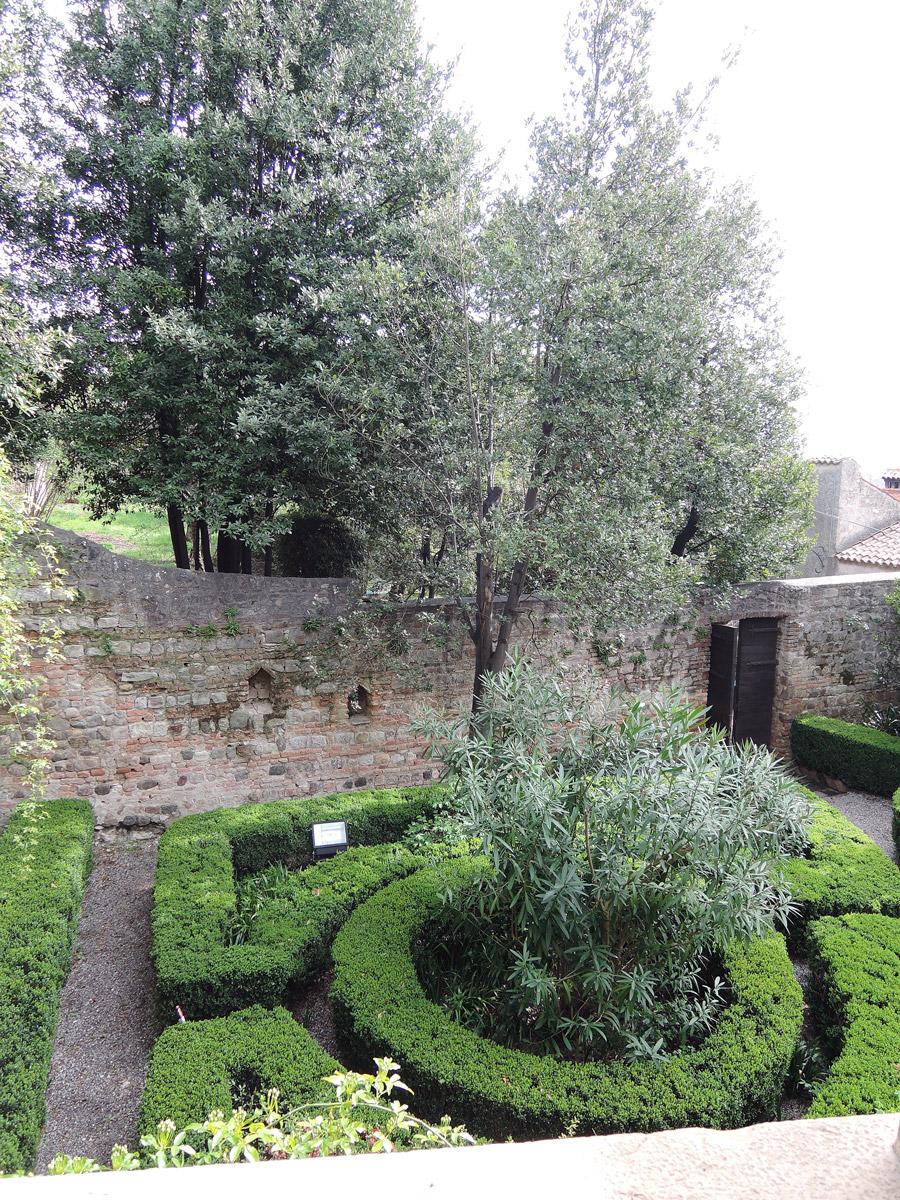 Petrarch's House Garden