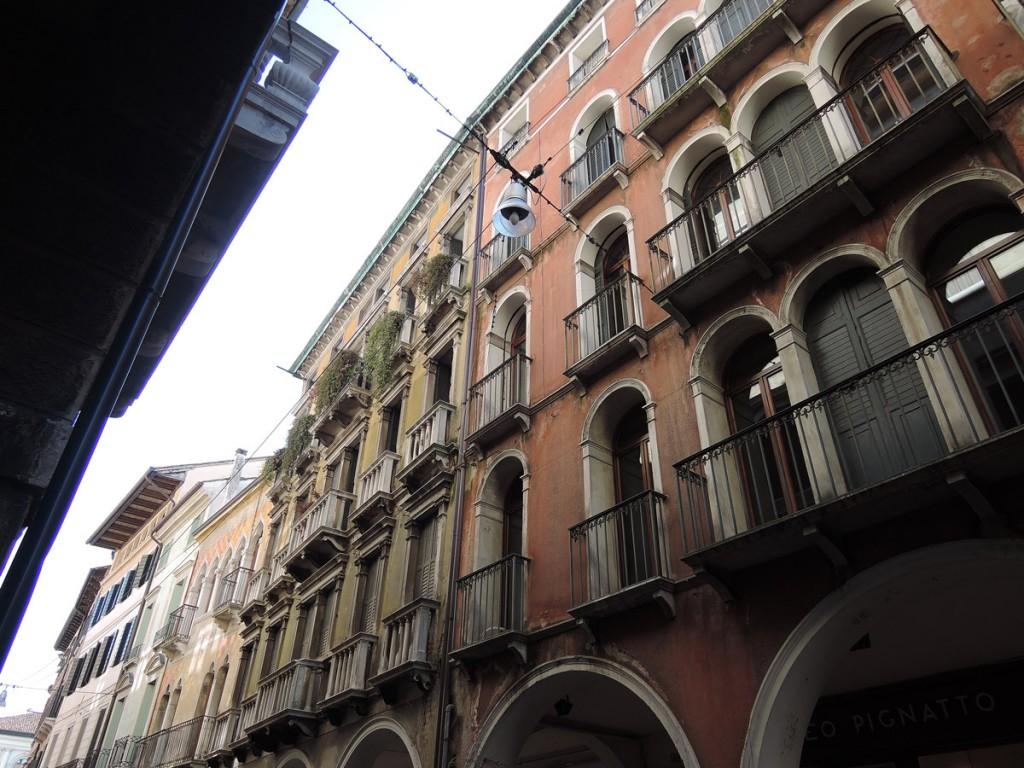 Via Calmaggiore, Treviso