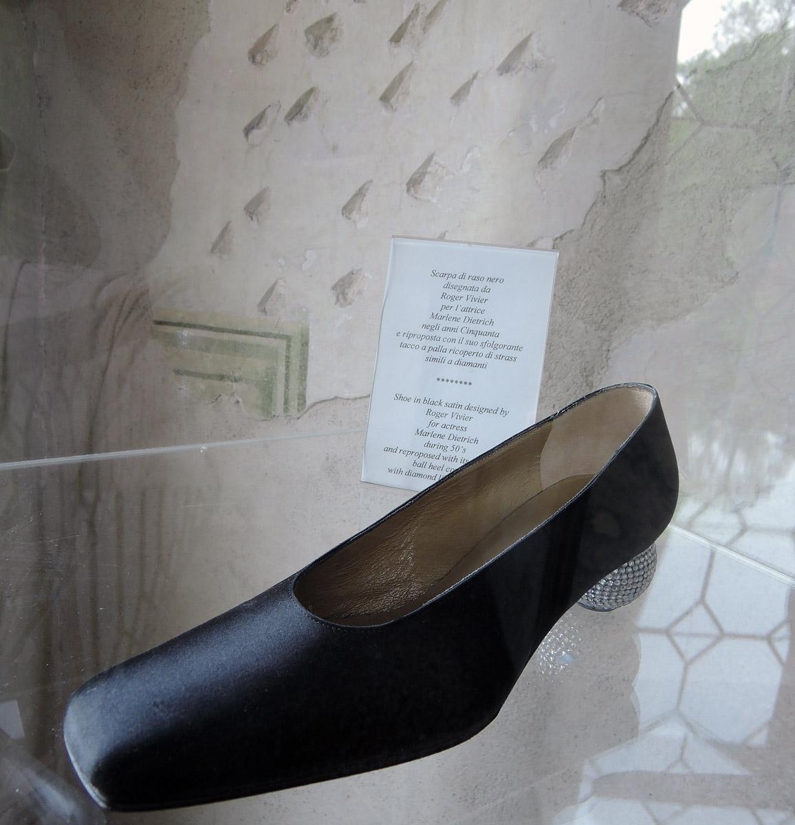 Marlene Dietrich shoe
