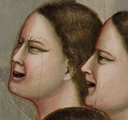 Tears, Scrovegni Chapel ©it.wikipedia.org