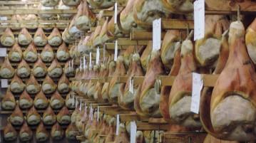 Italian Prosciutto Veneto by Attilio Fontana