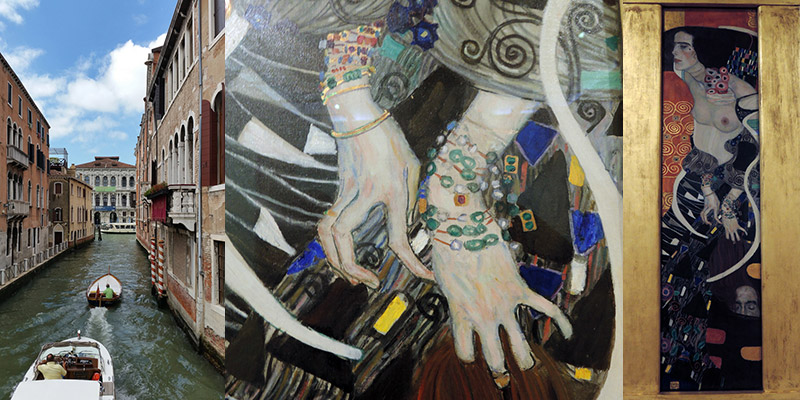 "Klimt is well worth a Ca Pesaro"" My Corner of Italy"