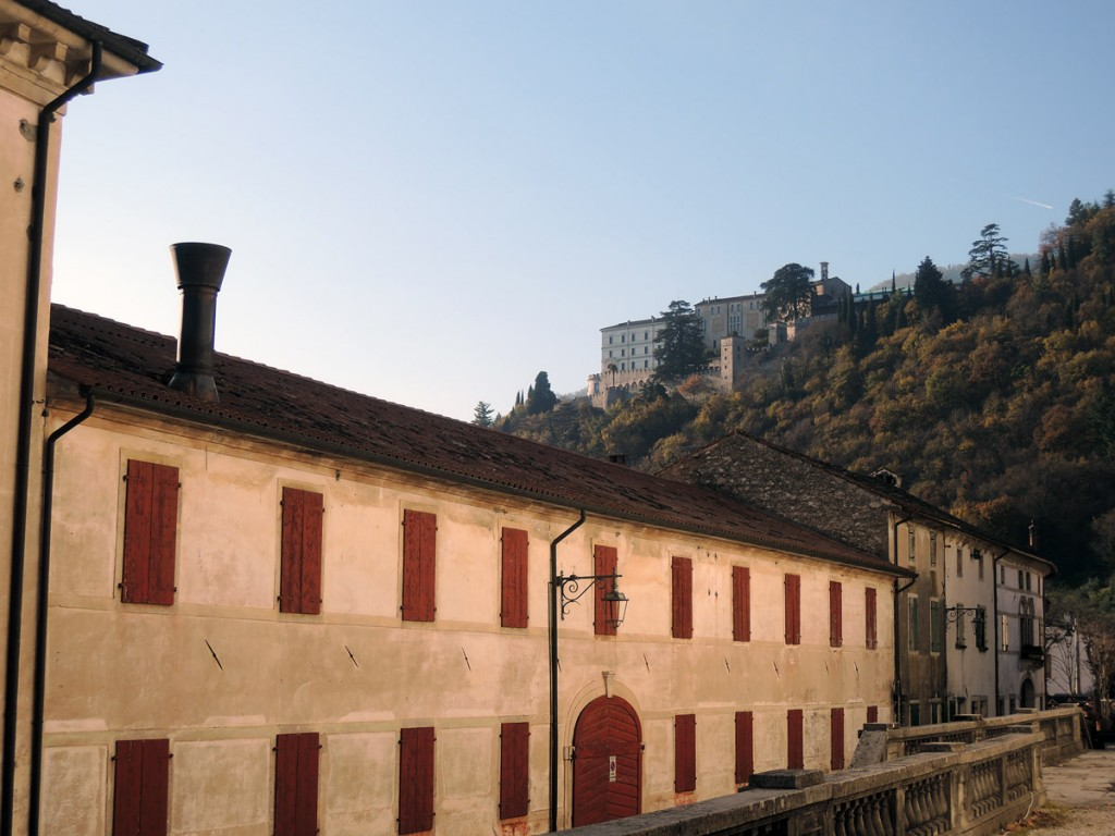 Cison di Valmarino Castle