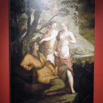 Judgment of Paris, The rediscovered Tintoretto