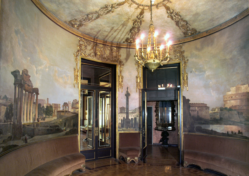Roman room, pic by faiartebulgarini it - Pedrocchi Café Museum