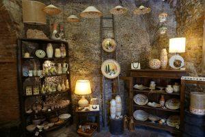 Ceramiche Il Volo, Sarteano Italy