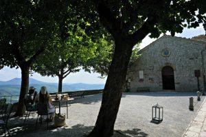 Piazzetta, Castiglioncello del Trinoro