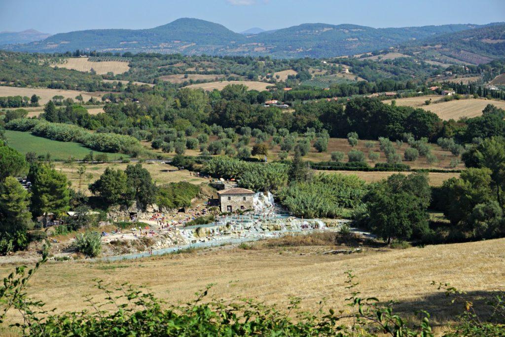 Saturnia Springs