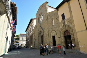 Duomo of Sansepolcro