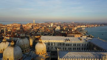 View from San Marco Campanile