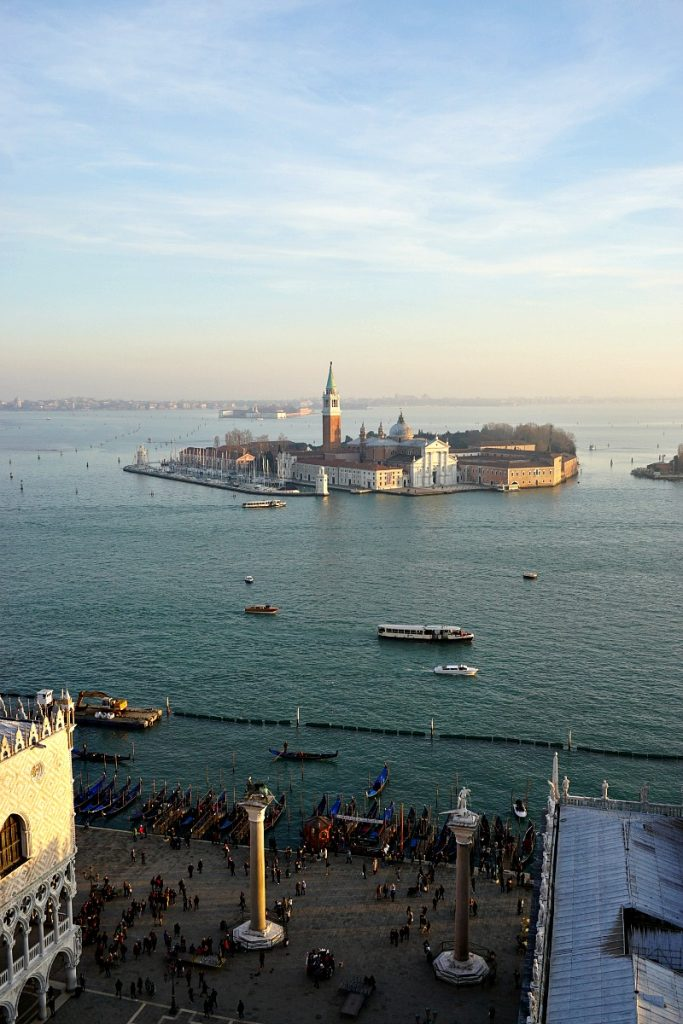 Panorama from San Marco Campanile