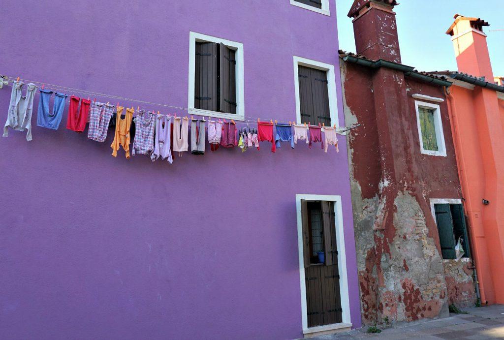 Panni stesi, Island of Burano